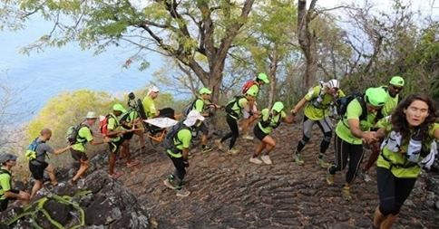 Grand Raid 2014 - ILE DE LA REUNION - Run Handi Move